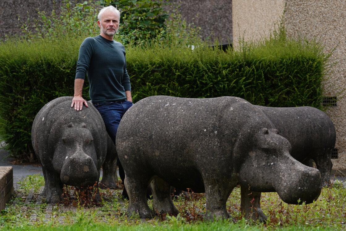 Objective Media Group Scotland and Mark Bonnar head to the hippos for BBC Scotland