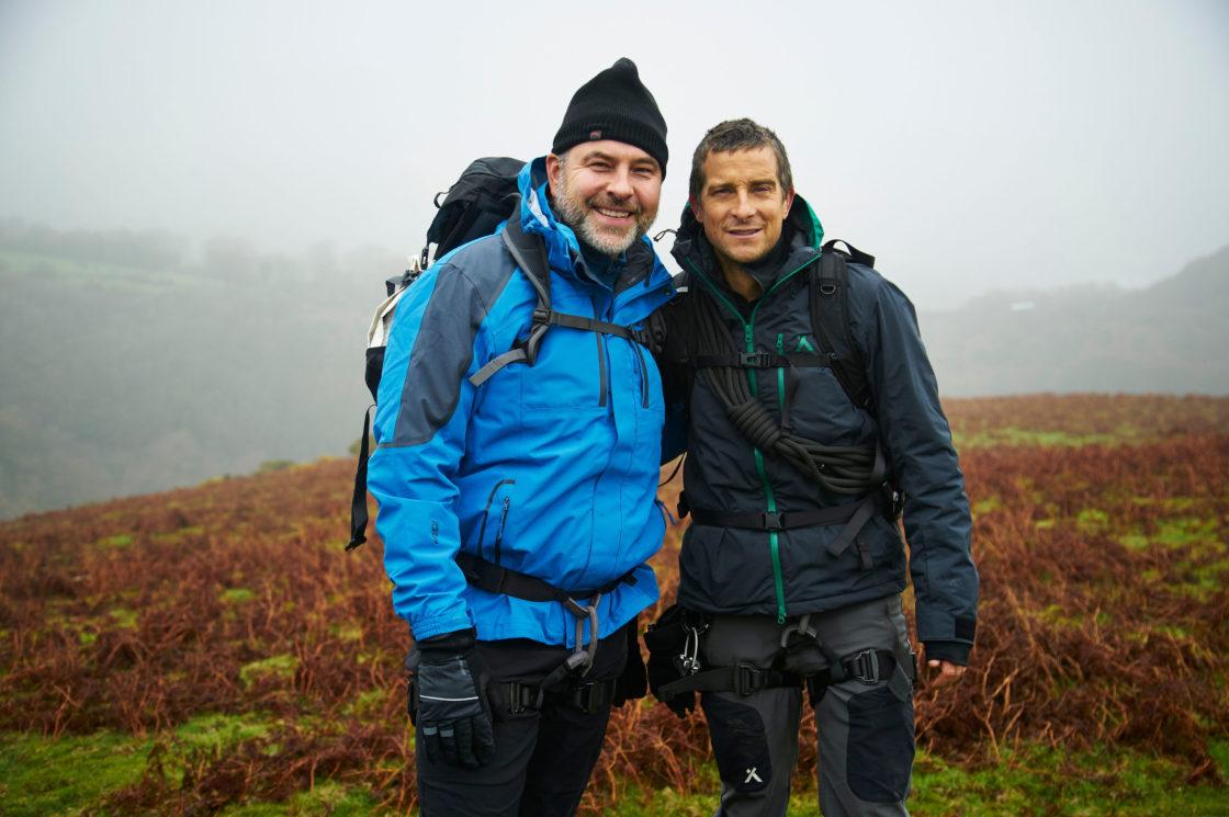 Bear's Mission with David Walliams