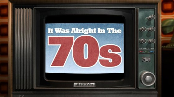 It Was Alright In The 70s wins at BAFTA Scotland