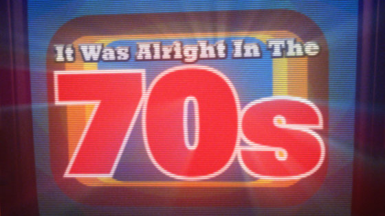 Final episode of It Was Alright in the 70s Series 3 airs Saturday 17th December