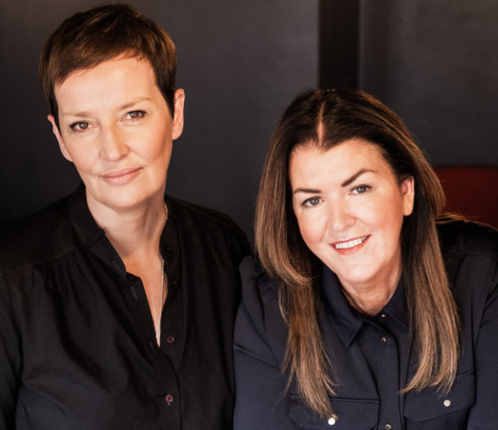 OMG launches Manchester label and base with Pam Cavannagh and Dympna Jackson