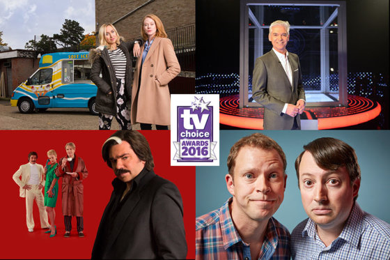 Objective bags four nominations in 2016 TVChoice Awards