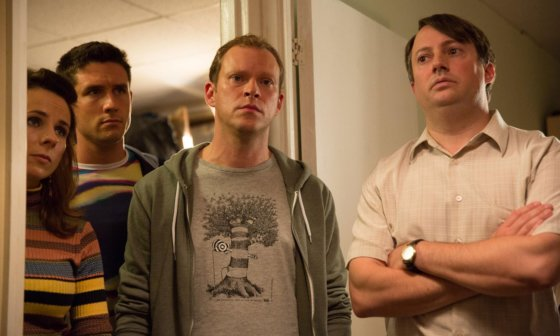 Radio Times marks the final episode of Peep Show
